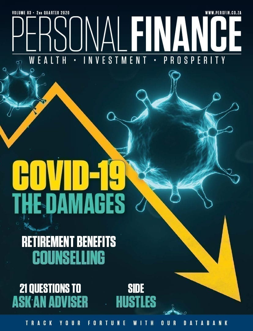 Personal Finance Magazine – Annual Subscription
