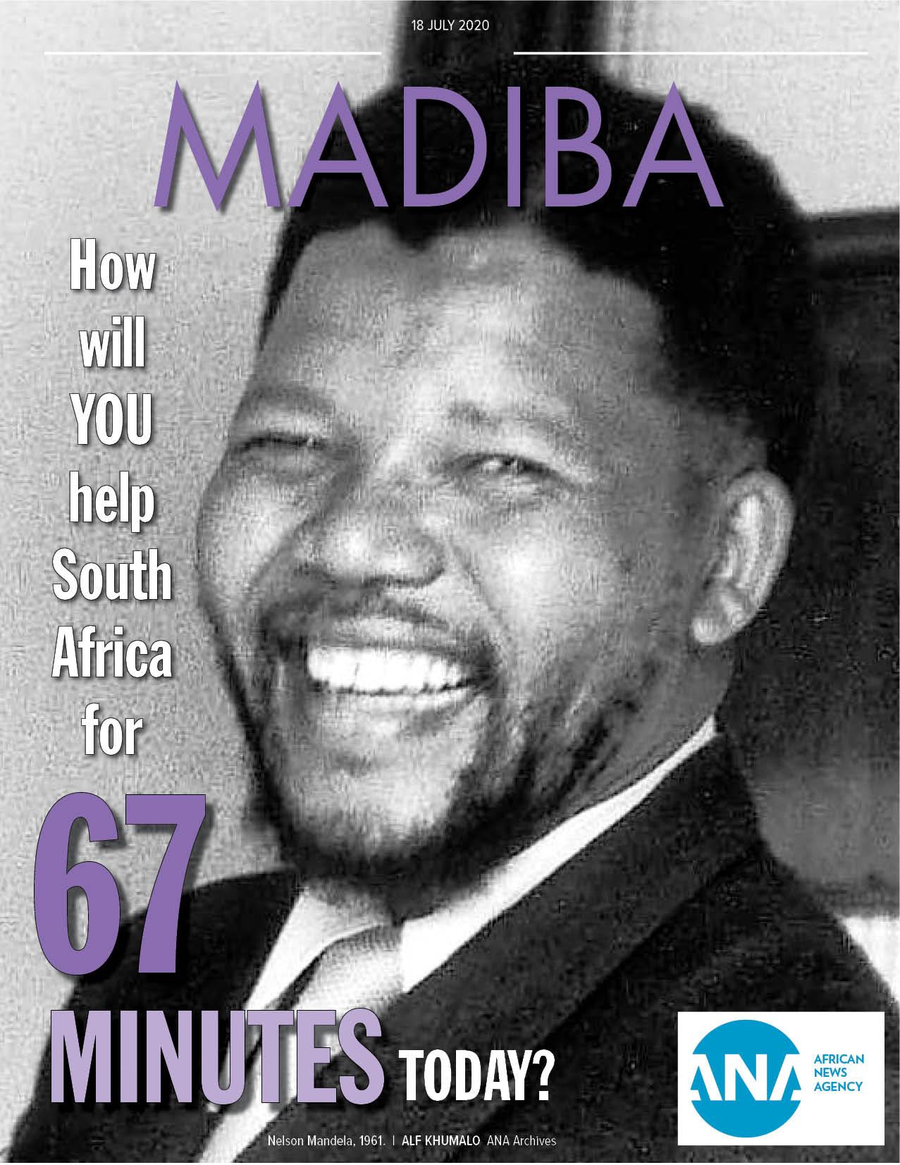 Celebrating Madiba