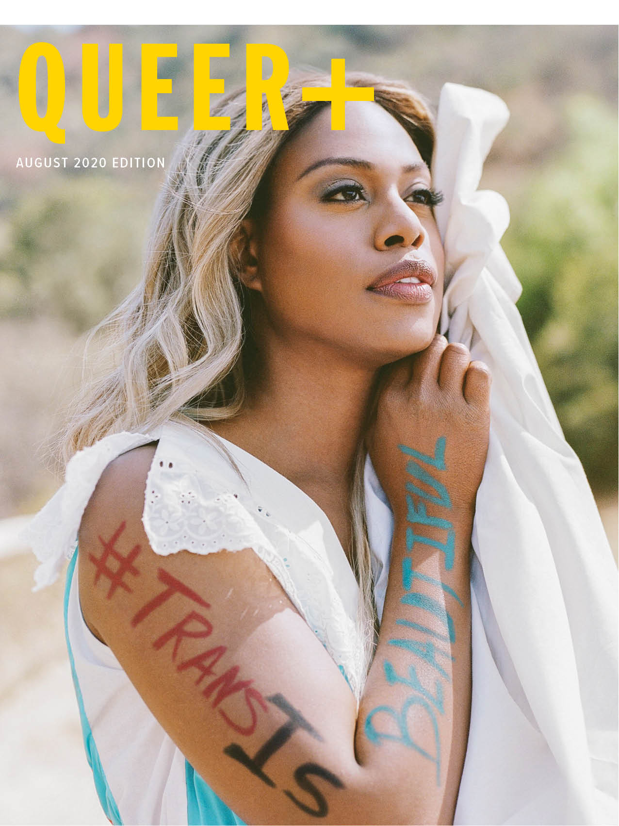 Queer+ Issue 1