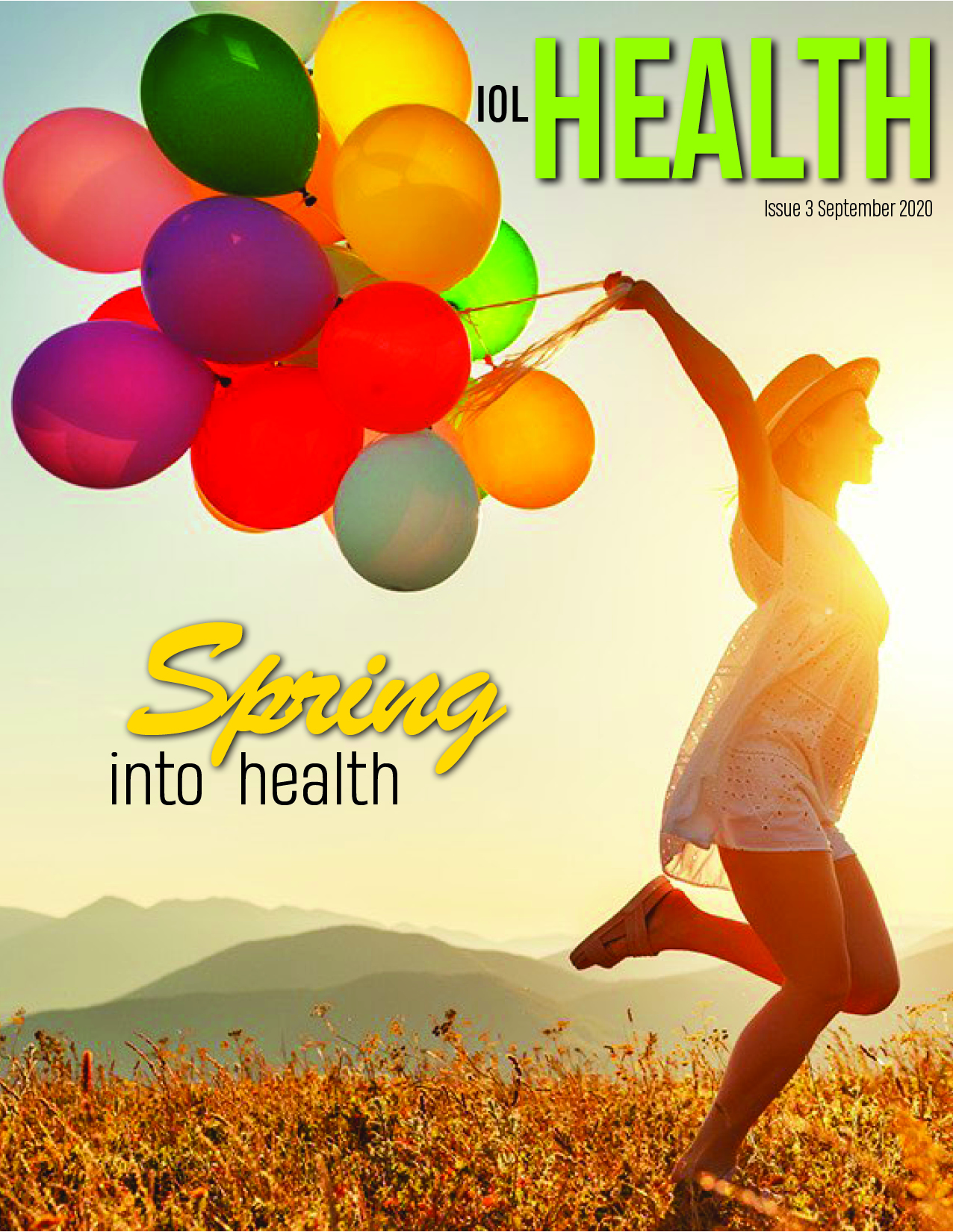 IOL Health: Spring Issue